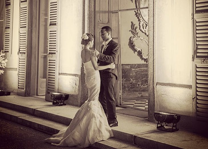 celeb wedding chrissy teigen john legend