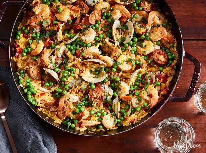 cheaters skillet paella2