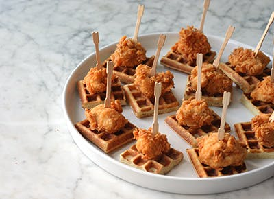 chicken and waffles 290