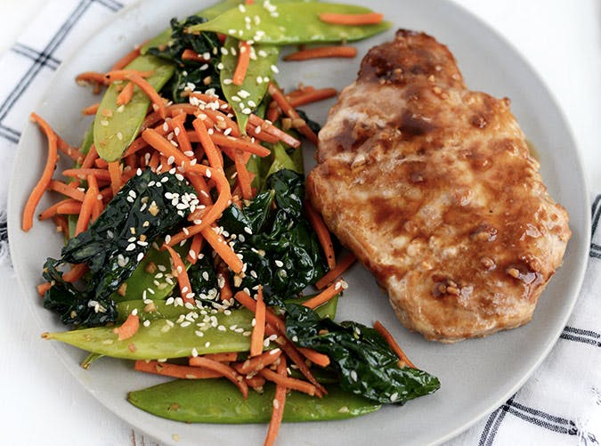 clean eating gluten free asian style pork chop recipe