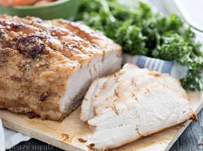 clean eating honey chipotle pork roast recipe