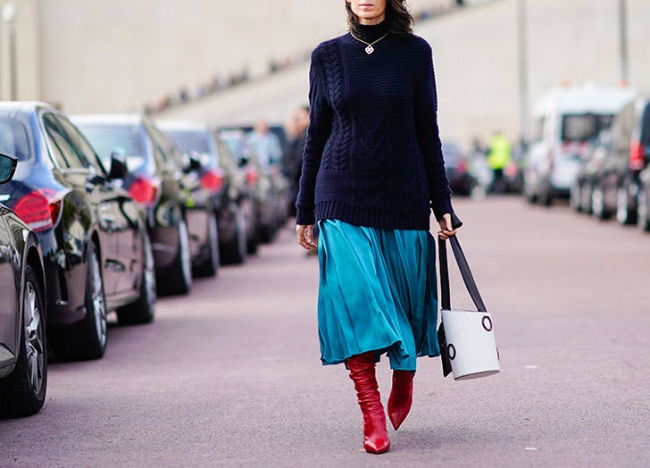 color blocking 2018 trends NY