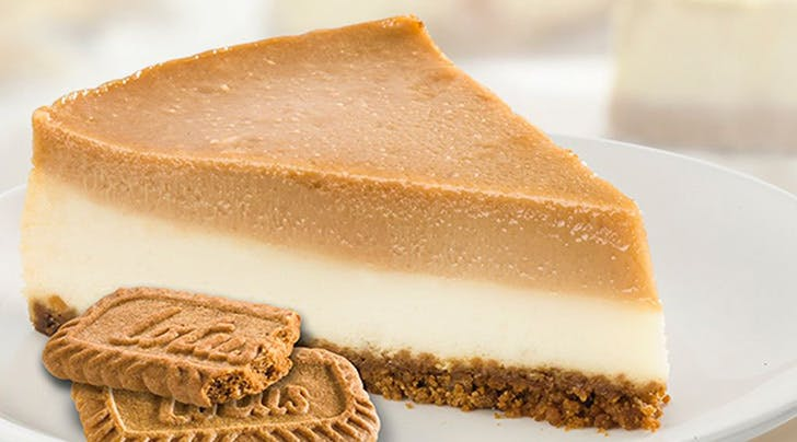 PSA: Costco Is Selling a 3-Pound Cookie Butter Cheesecake (and Its Just $7)