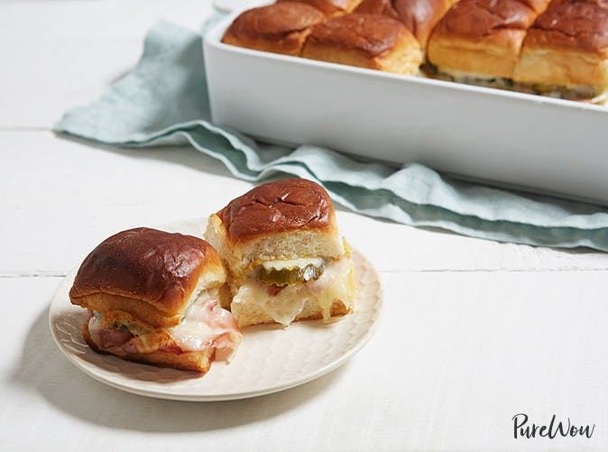 cuban sliders for a crowd
