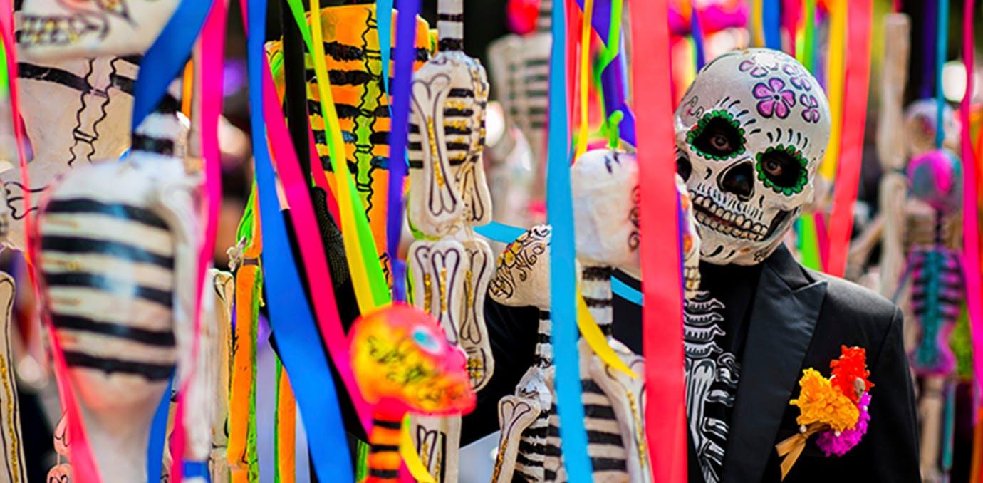 dia de los muertos mexico city mexico full