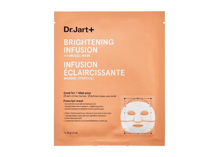 dr jart brightening face mask