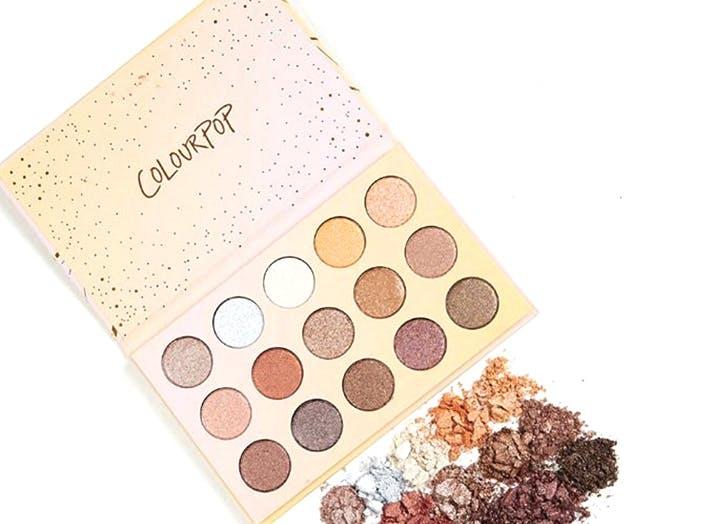 drugstore beauty colourpop