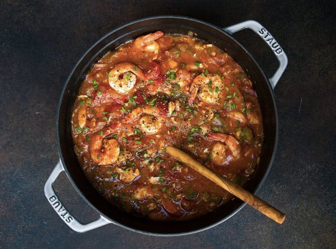 fastest instant pot seafood gumbo recipe