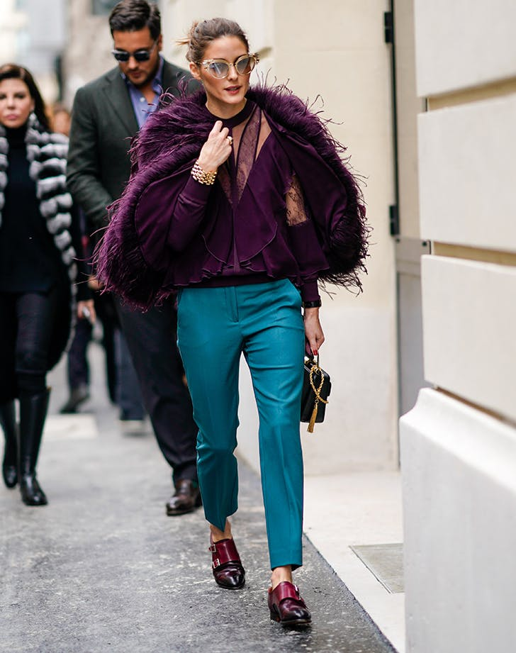 february outfits jewel tones