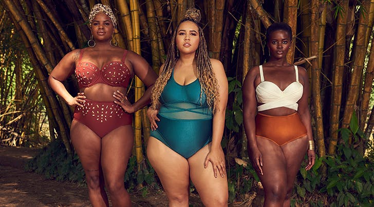 GabiFresh's New Plus-Size Swimwear Collection Will Make You Want to Book a Vacation ASAP