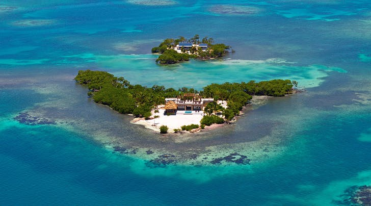This Is the Most Private Island in the World, and You Can Rent It Right Now for Valentines Day