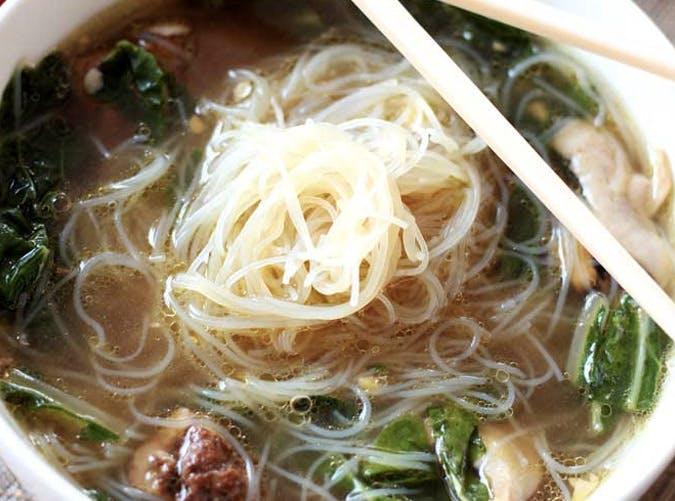 gluten free asian chicken noodle soup recipe1