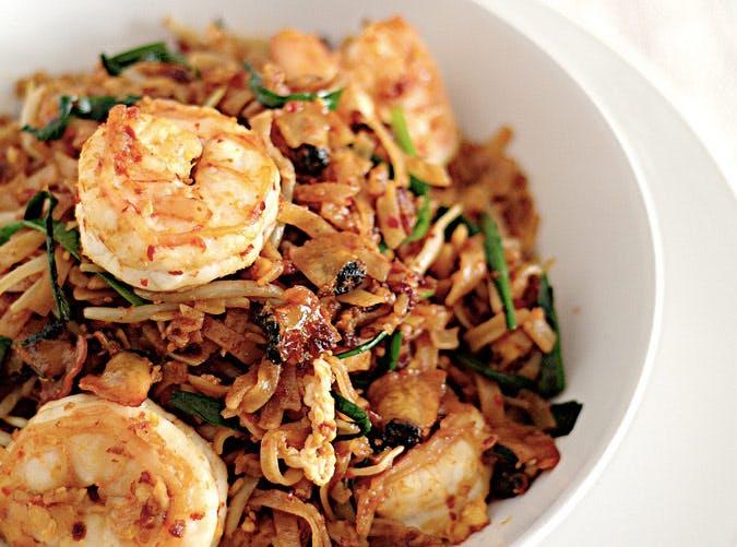 gluten free char kuey teow recipe