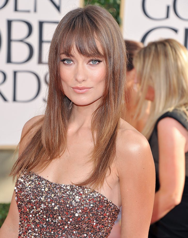 golden globes beauty olivia wilde