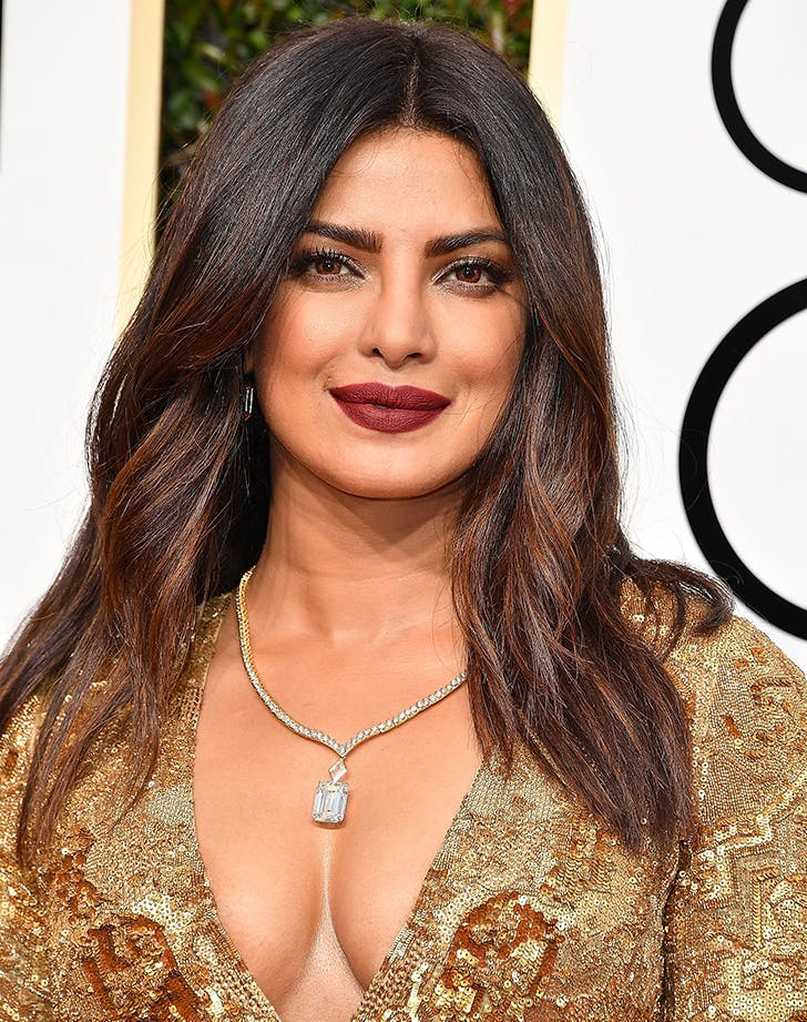golden globes beauty priyanka chopra