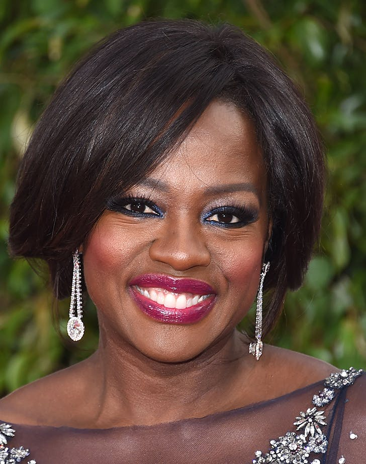 golden globes beauty viola davis