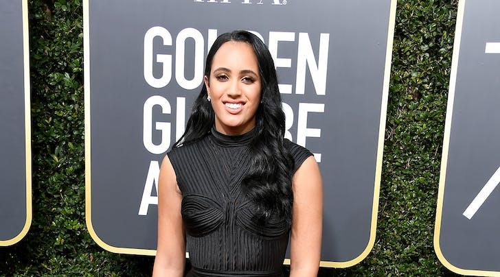 Introducing the Golden Globes Ambassador (and Dwayne The Rock Johnsons Daughter): Simone Garcia Johnson