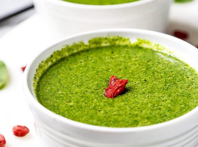 green detox soup souping soup recipes