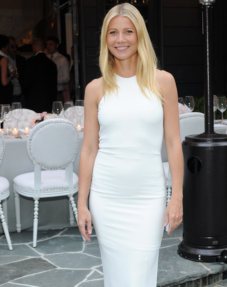 gwenyth paltrow tips for looking better in photos