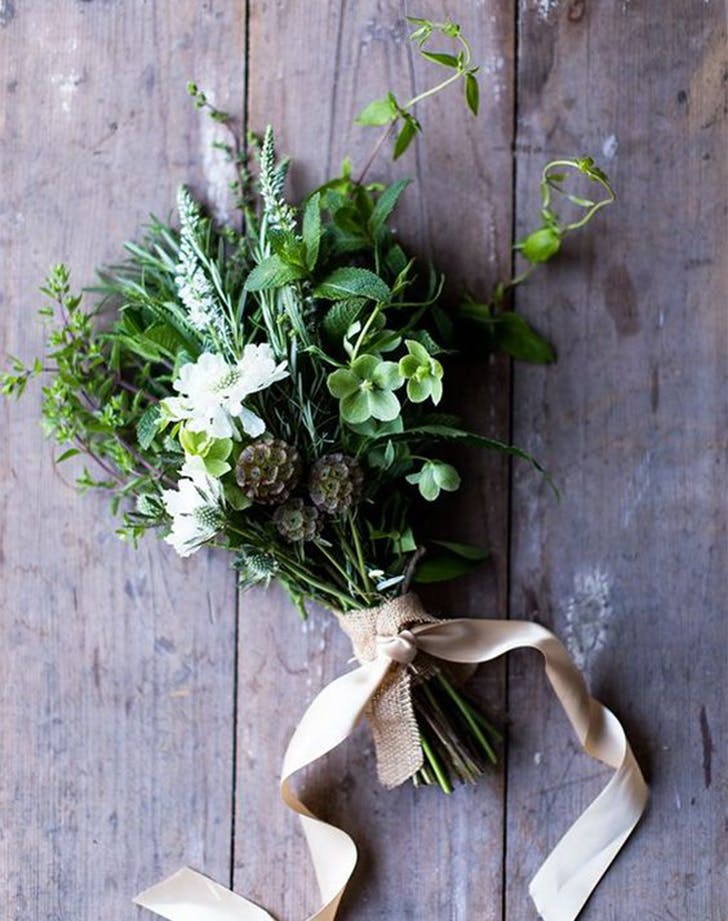 herbal bouquets trend 2