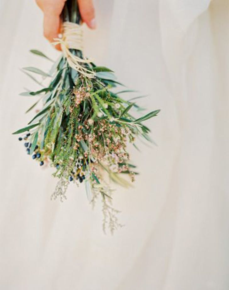 herbal bouquets trend 5