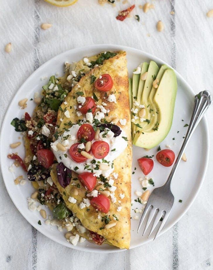 homemade omelet recipe