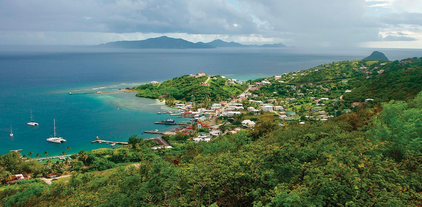 honeymoon islands st vincent grenadines