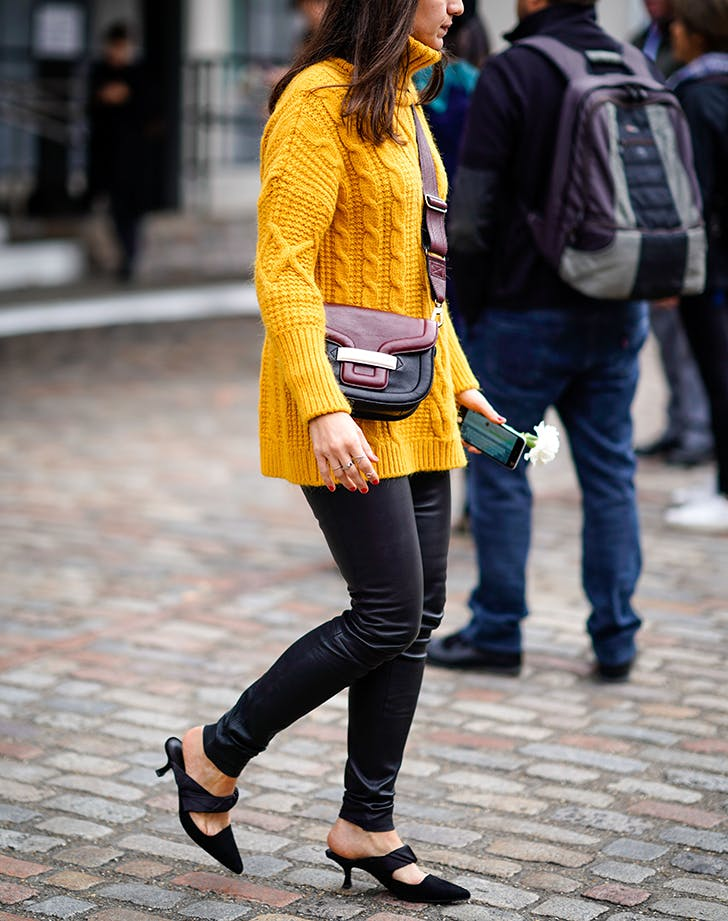 How to Wear Kitten Heels with Any Outfit - PureWow