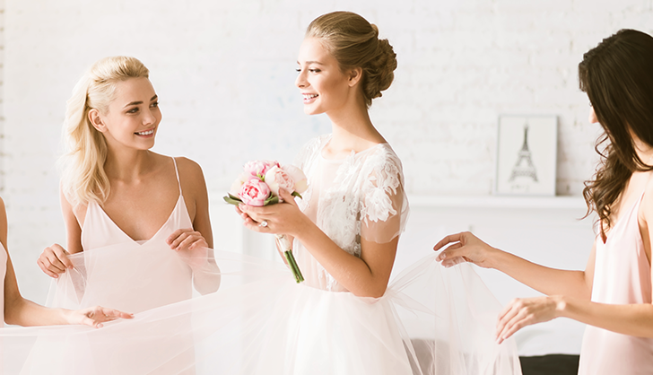 """How (and When) to Say """"No"""" to Being a Bridesmaid"""