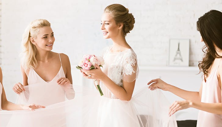 how to say no to being a bridesmaid becuase you dont really like the bride