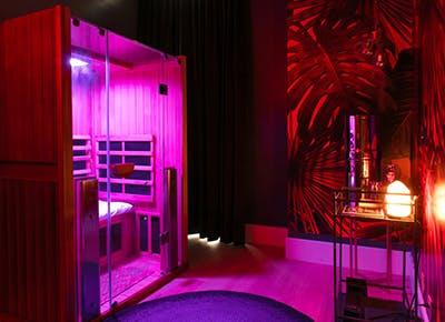 infrared saunas NY 400
