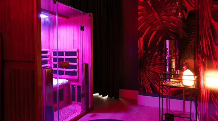 Infrared Saunas Just Might Melt Away Your Winter Blues