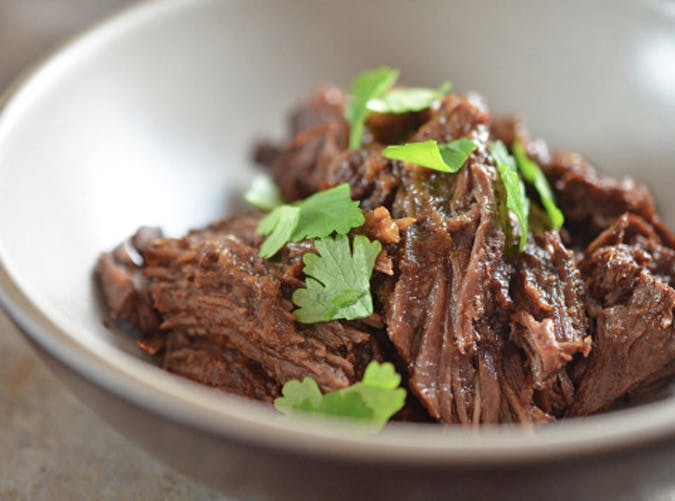 instant pot ketogenic mocha rubbed pot roast recipe