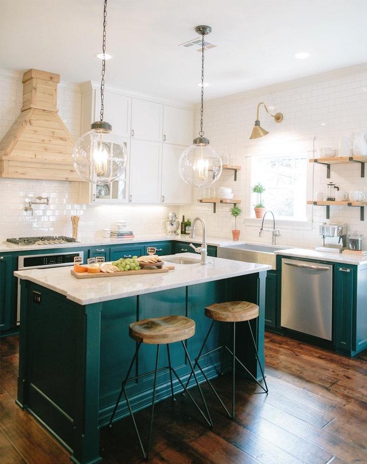 Joanna Gaines 3 Kitchen Tips 1