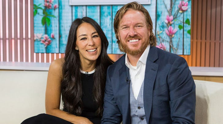 The Joanna Gaines Kiddo Cleaning Trick We're Totally Stealing