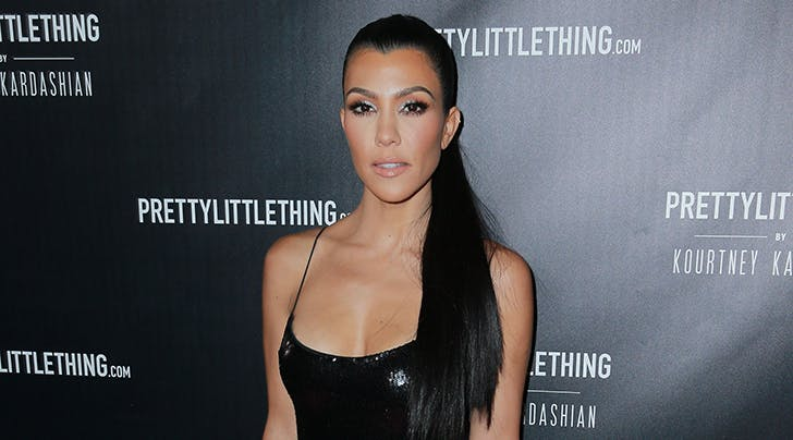 Kourtney Kardashian Is into Co-Sleeping, and She Doesnt Care Who Knows It