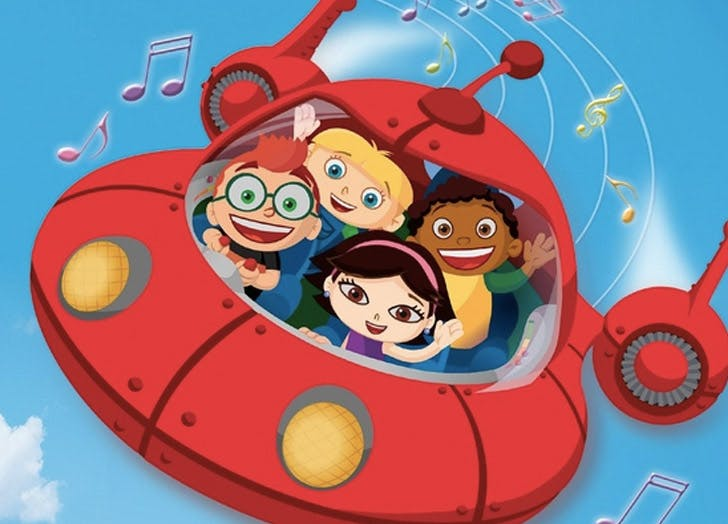little einsteins kids tv show personalities