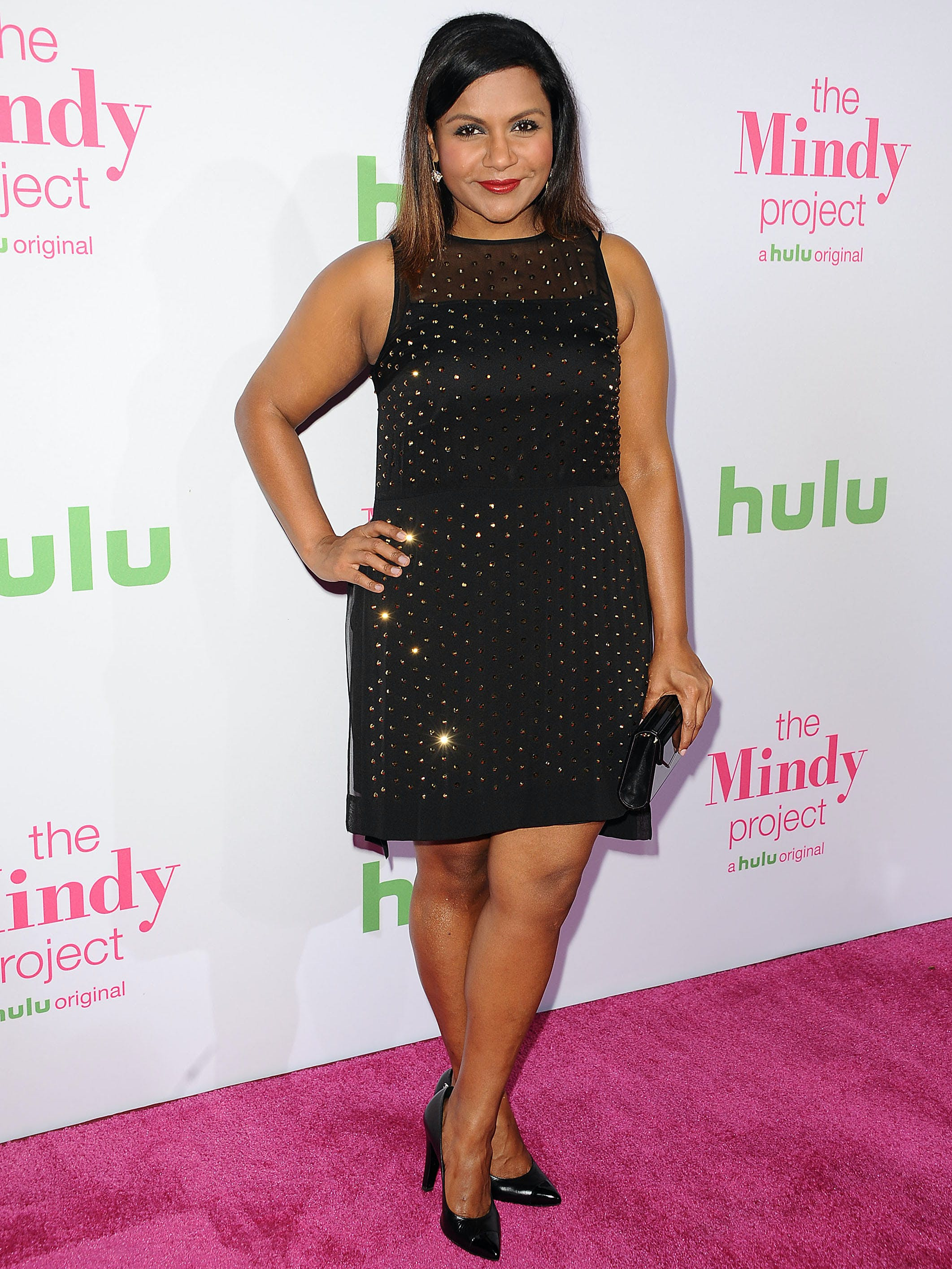 mindy kaling tips for looking better in photos