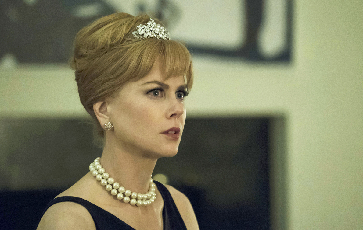 Nicole Kidman Is On Instagram; Shares Photo With 'Big Little Lies' 'Sisters'