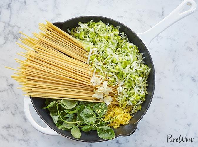 one pot pasta limone