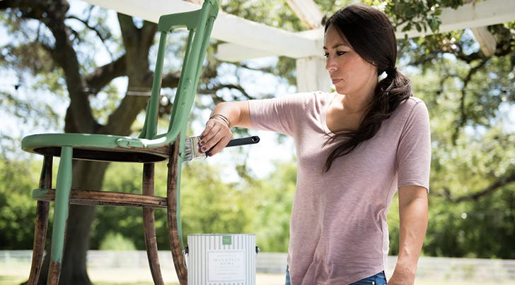 The #1 Painting Mistake, According to Joanna Gaines