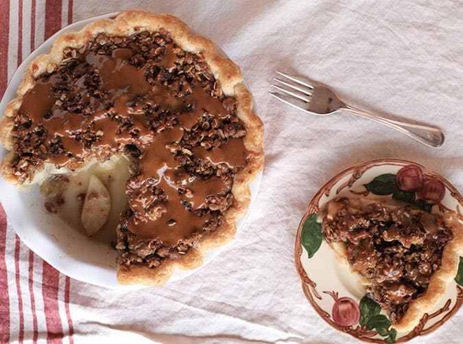 pioneer woman dessert recipes caramel apple pie