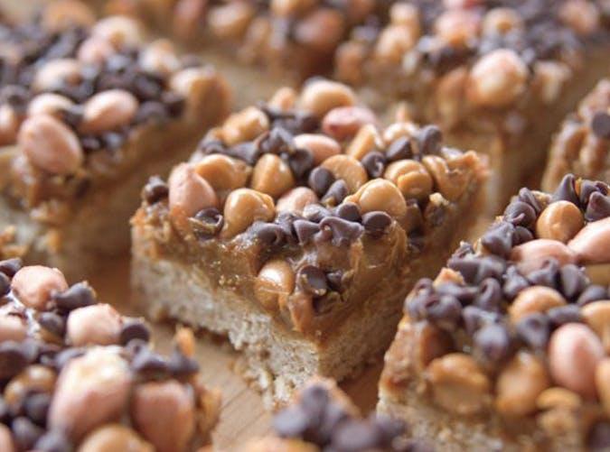 pioneer woman dessert recipes chocolate butterscotch caramel bars
