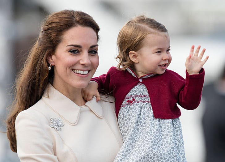 Kate Middleton Just Revealed Princess Charlottes Favorite Food And Your Kids Probably Love It