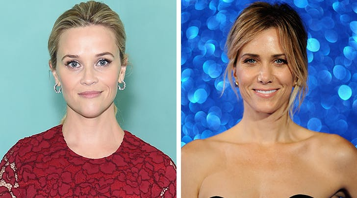 Breaking News: Kristen Wiig Will Star in New Reese Witherspoon Comedy Series