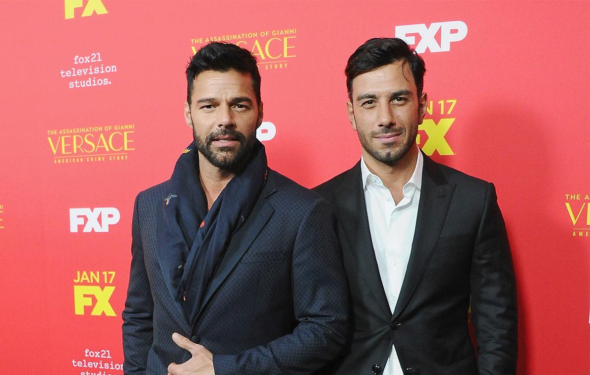 Ricky Martin Confirmed He Secretly Married Jwan Yosef