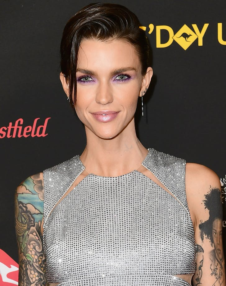 ruby rose best haircuts for thin hair