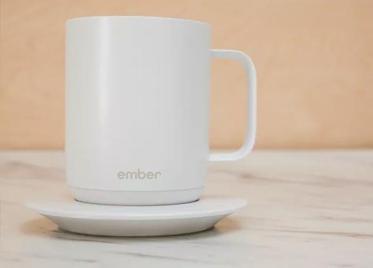 self heating coffee mug