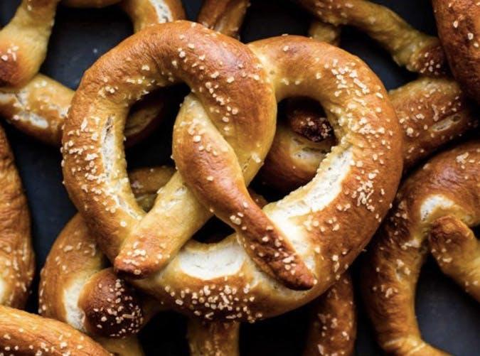 soft pretzel eagles fans recipe