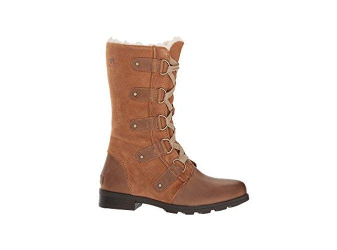 sorel emelie tall boots